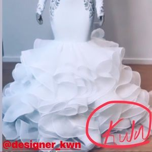 Dresses & Skirts - (NWT) Designer KWN Wedding